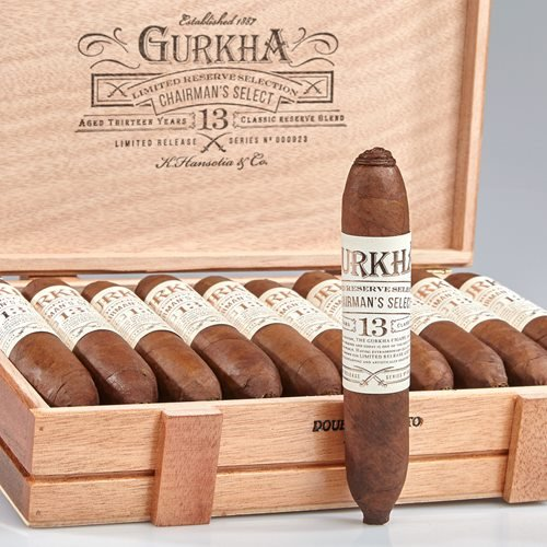 Gurkha Chairman's Select Cigars