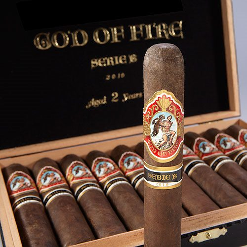God of Fire Serie B by Arturo Fuente Cigars