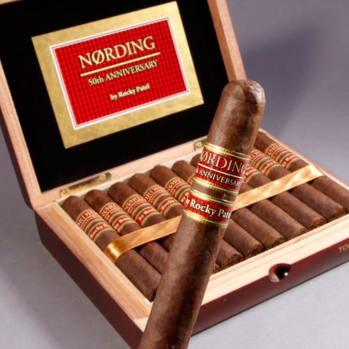 Rocky Patel Nording 50th Anniversary Cigars