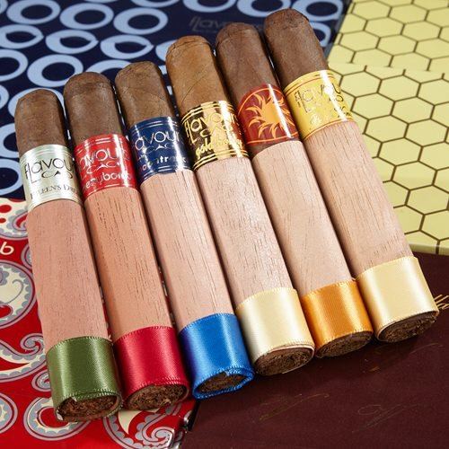 CAO Flavours - Boxes and Packs Cigars