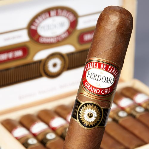 Perdomo Grand Cru 2006 Connecticut Cigars