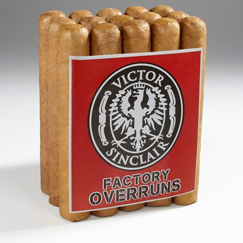 Victor Sinclair Factory Overruns Cigars