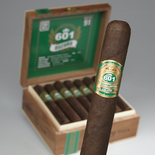 601 Green Oscuro Cigars