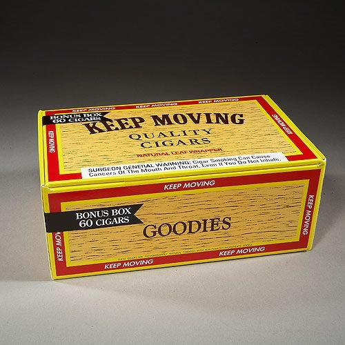 Keep Moving Cigars