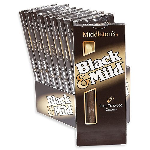 Middleton's Black & Mild - CIGAR.com