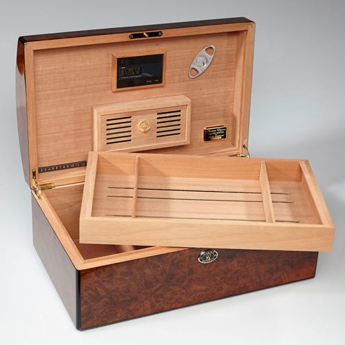 Daniel Marshall 20th Anniversary Treasure Chest Humidors