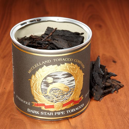 McClelland Dark Star Pipe Tobacco