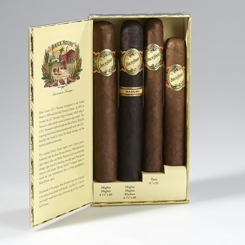 Brick House Mighty Sampler Cigar Samplers
