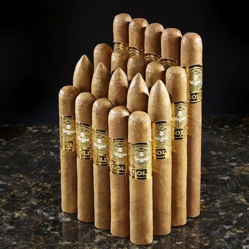 5 Vegas Gold Rush Sampler Cigar Samplers