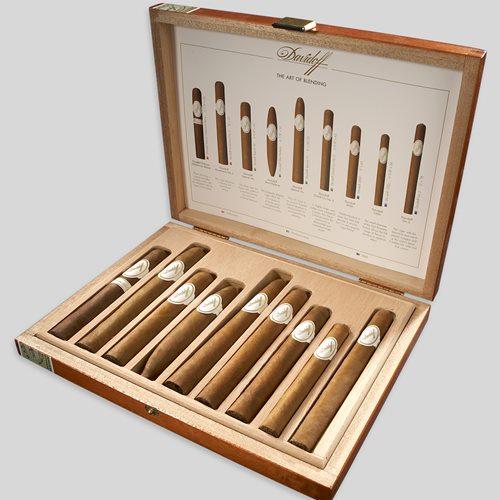 Davidoff 9-Cigar Assortment Box Cigar S&lers & Davidoff 9-Cigar Assortment Box - CIGAR.com Aboutintivar.Com