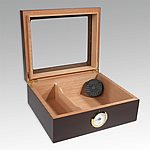 Southport Small Glass Top Humidor
