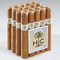 HC Series White Shade Grown Cigars