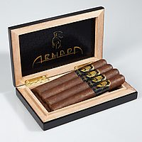 "Man O' War Armada Toro Grande (Gordo) (6.5""x56) Box of 4"