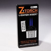 Jetline Z-Torch Dual-Flame Insert Lighters