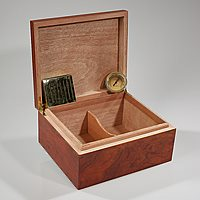 Craftsman's Bench Champion Humidor