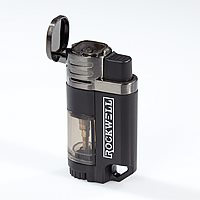 Rockwell Quad Torch Lighter