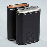 Xikar Envoy CIGAR.com Case  3 Finger Case