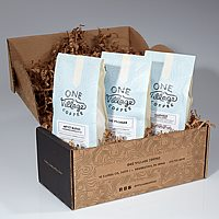 One Village Coffee Signature Blend Sample Box Cigar Samplers