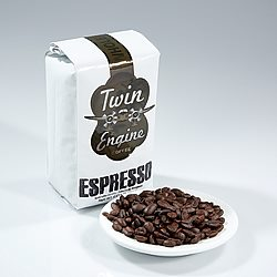 Twin Engine Coffee - Espresso Blend