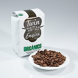 Twin Engine Coffee - Organico
