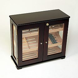 Countertop Display Humidor 150