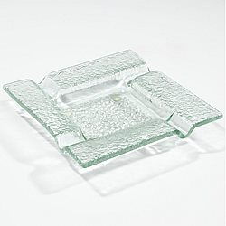 Craftsman's Bench Glass Ashtray - Verrazano