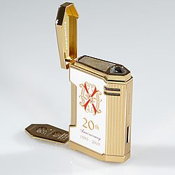 Fuente OpusX 20th Anniversary Magma T White Lighter