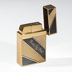 Rocky Patel Gold Torcia Triple Torch Lighter