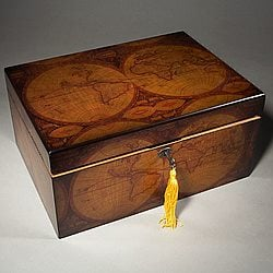 Old World Antique Humidor