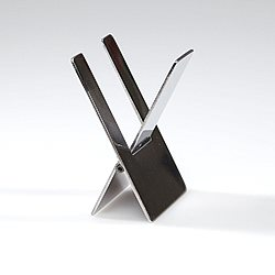 Stainless Steel Cigar Stand