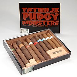 Tatuaje Pudgy Monster Sampler Box