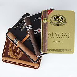 Tin Man Cigarillo Sampler