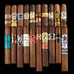 Cigar.com Top 20 Awards Sampler 2015