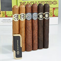 Macanudo Collection w/ Lighter 2016