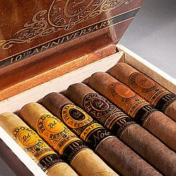 Perdomo Reserve 10th Epicure 6-Cigar Sampler