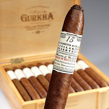 Search Images - Gurkha Cellar Reserve 15 Year Cigars