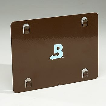 Search Images - Boveda 320-gram Mounting Plate  METAL - 1 320G CAPACITY