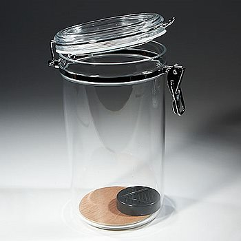 Search Images - Cigar Jar Humidor  25 Cigar Capacity