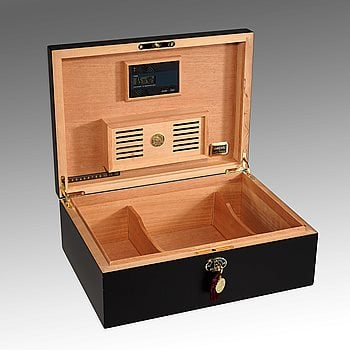 Search Images - Daniel Marshall Ambiante 125 Black Humidor