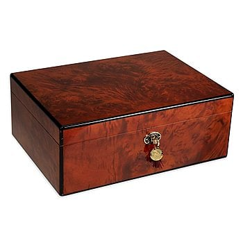 Search Images - Daniel Marshall Signature 125 Burl Humidor