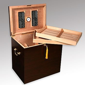 Search Images - Havana Foot Locker Humidor  300 Cigar Capacity