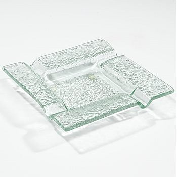Search Images - Craftsman's Bench Glass Ashtray - Verrazano