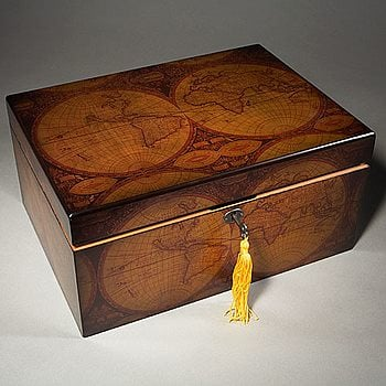 Search Images - Old World Antique Humidor
