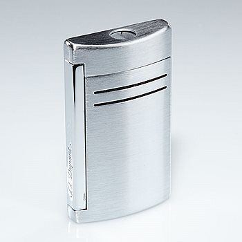 Search Images - S.T. Dupont MaxiJet Lighter  Silver