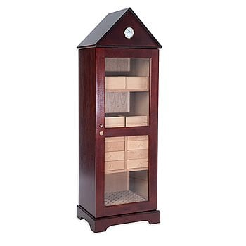Search Images - Verona Deluxe Cabinet  2000 Cigar Capacity