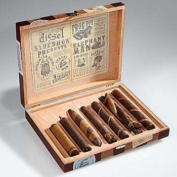 Search Images - Diesel Sideshow Sampler  7 Cigars