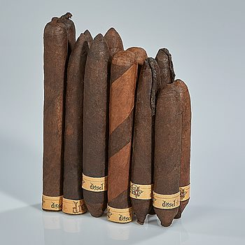 Search Images - Diesel Small-Haul Sampler Maduro  12 Cigars