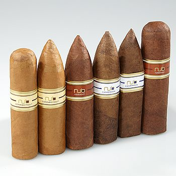 Search Images - Nub Club Six-Pack Sampler  6 Cigars