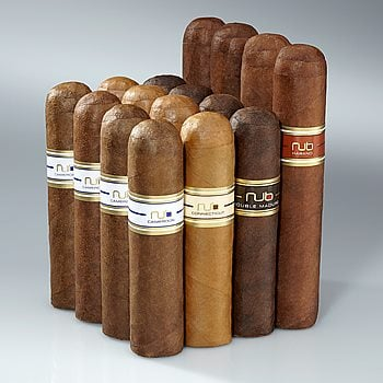 Search Images - Nub Anthology Sampler  16 Cigars