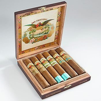Search Images - San Cristobal 60-Ring Assortment  6 Cigars